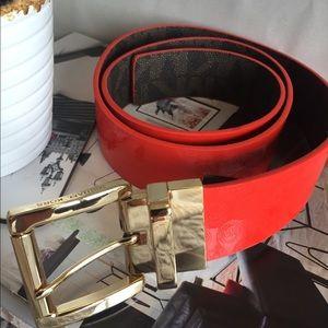 MICHAEL Michael Kors Red Women's belt